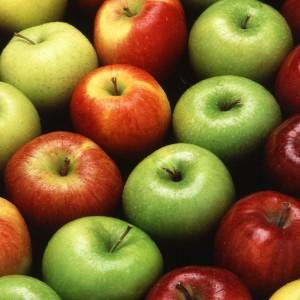 Mmmmm.. Dirt apples! Just like God intended.
